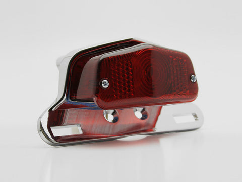 Tail Light, 564, Chrome-plated Alloy