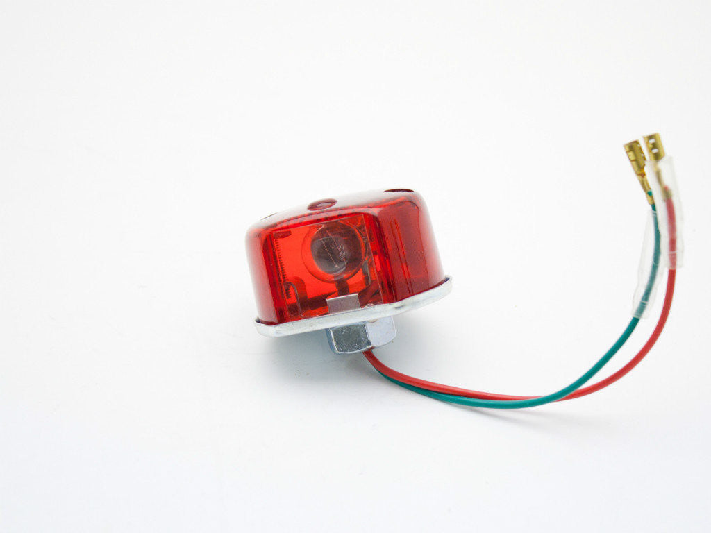Tail Light, Vintage, Wipac Replica, 6V