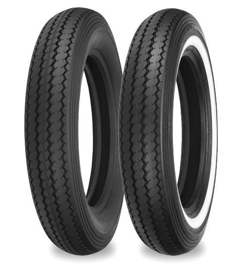 Tyre, Shinko, MT90-16, Whitewall