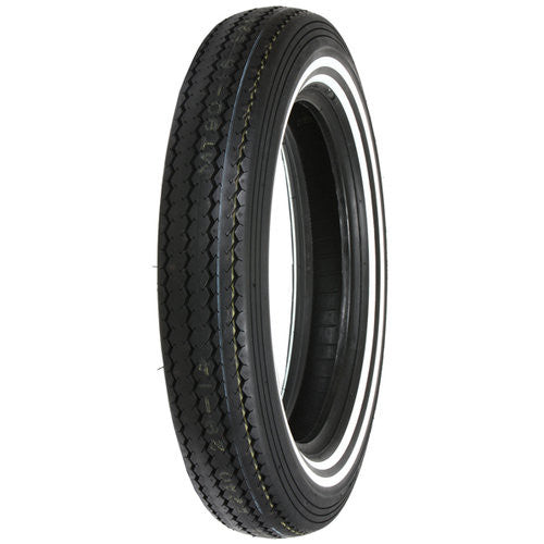 Tyre, Shinko, MT90-16, Double Whitewall
