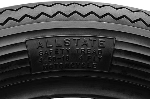 Tyre, Allstate, Safety Tread, 450-18