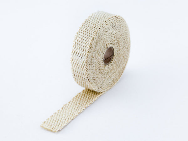 "Exhaust Wrap, Beige, 25mm (1"")"