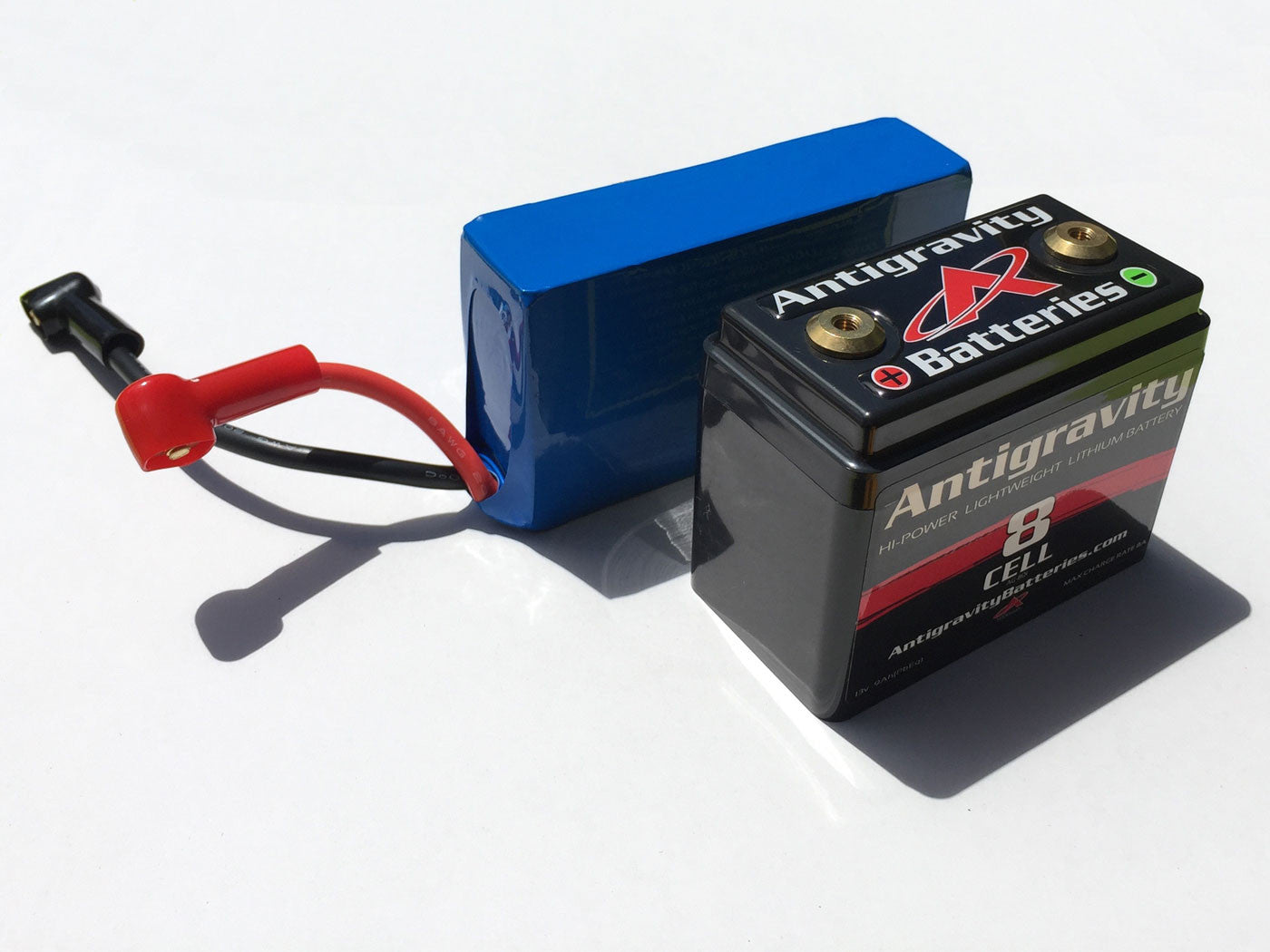 Battery, Lithium Ion, LiFePO4, 240CCA | Custom Cafe Racer, Tracker ...
