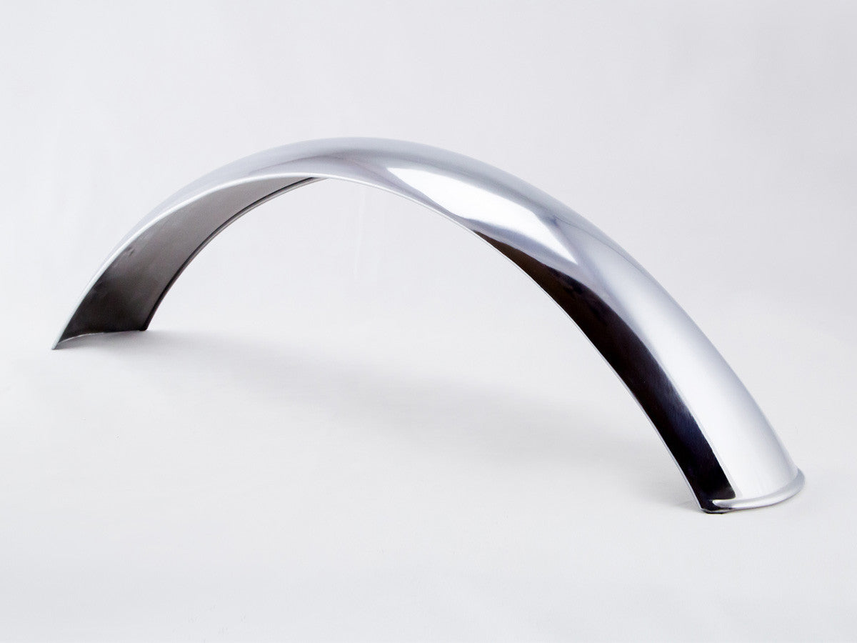 Fender, Front, Stainless Steel