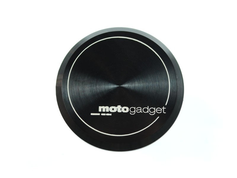 Motogadget m.grip End Cap, Black