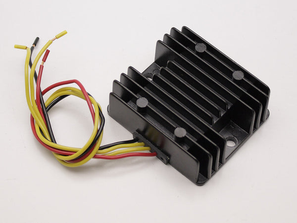 Regulator/Rectifier, 12 Volt, 200W, Single Phase with Battery Eliminator
