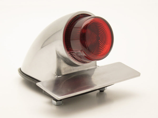 Tail Light, Sparto, Flat Lens, Polished