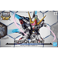 Bandai Hobby Model BAN5057573, SD Cross Silhouette #09 Sisquiede cover art