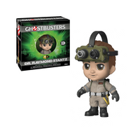 Funko 5 Star: Ghostbusters - Dr.Raymond Stantz with proton pack, and a set of goggles for thermal imaging