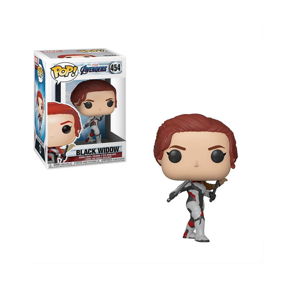 Funko Pop! Avengers Endgame - Black Widow #454