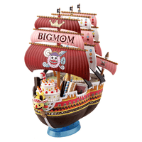 Bandai Hobby One Piece Grand Ship Collection - Queen Mama Chanter #013, Model # BAS5058010 Image 1