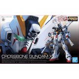 Bandai Gundam #31 Crossbone Gundam X1 RG 1:144 Scale Model Kit Cover