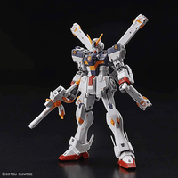 Bandai Gundam #31 Crossbone Gundam X1 RG 1:144 Scale Model Kit image 1