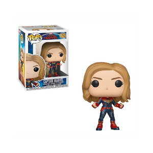 Funko Pop! Marvel - Captain Marvel #425