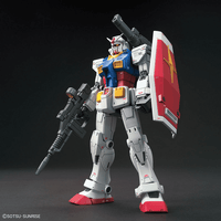 "HG RX-78-02 Gundam ""The Gundam Origin Version"" 1/144, Model # BAN5058929 Image 1"