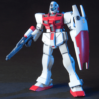 HGUC RGM-79GS GM COMMAND SPACE 1/144, MODEL # BAN5055729 IMAGE 1