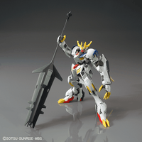 Bandai Hobby Model BAN5055451, Iron Blooded Orphans #33 HG Gundam Barbatos Lupus Rex 1/144 scale image 2