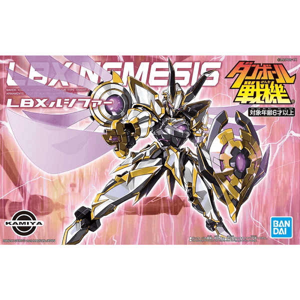 LBX Nemesis 013, Model # BAS5058314 cover art