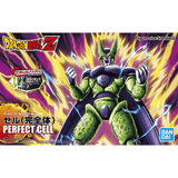 Perfect Cell 1/12 Figure-rise Standard, Model # BAS5058215 Cover Art