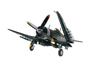 Revell F4U-4 Corsair airplane 1/48 scale model # RMX5248