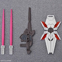 Bandai Hobby Model BAS5057691, SD Cross Silhouette #12 Unicorn Gundam (Destroy Mode) accessories image