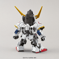 SD EX STANDARD #10 GUNDAM BARBATOS MODEL # BAN207855 IMAGE 4