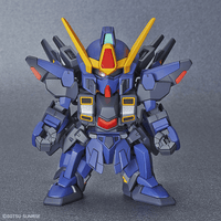 Bandai Hobby Model BAN5057010, SD Cross Silhouette #10 Sisquiede (Titan Color) image 1