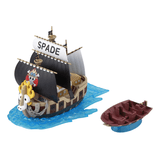 Bandai Hobby One Piece Grand Ship Collection - Spade Pirates #012, Model # BAS5055722 Image 1