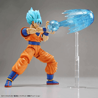 Super Saiyan God Super Saiyan Son Goku Model # BAS5058228 Image 2