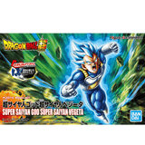 Super Saiyan God Super Saiyan Vegeta 1/12 Figure-rise Standard, Model # BAS5058227 Cover Art