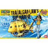 Bandai Hobby One Piece Grand Ship Collection - Trafalgar Law's Submarine, Model # BAS5057422 Cover Art