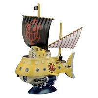 Bandai Hobby One Piece Grand Ship Collection - Trafalgar Law's Submarine, Model # BAS5057422 Image 1