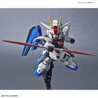 Bandai Hobby Model BAS5056752, SD Cross Silhouette #08 Freedom Gundam image 2
