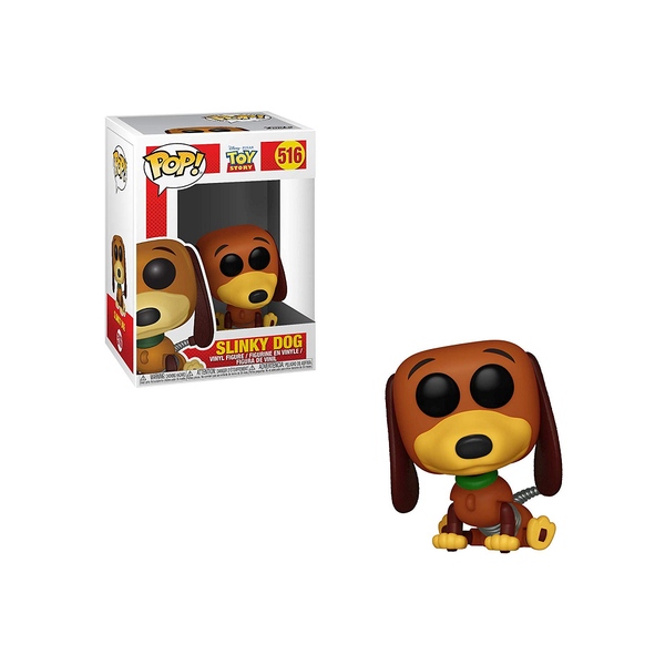 Funko Pop! Toy Story - Slinky Dog #516