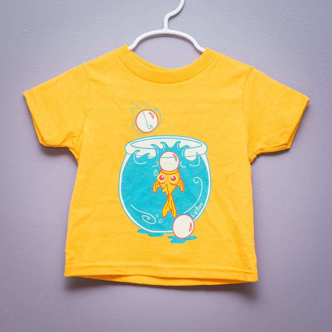 Toddler Goldfish Tee