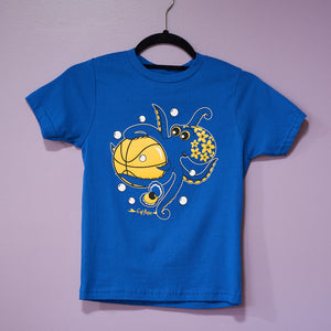 Kid's Basketball Tako Tee