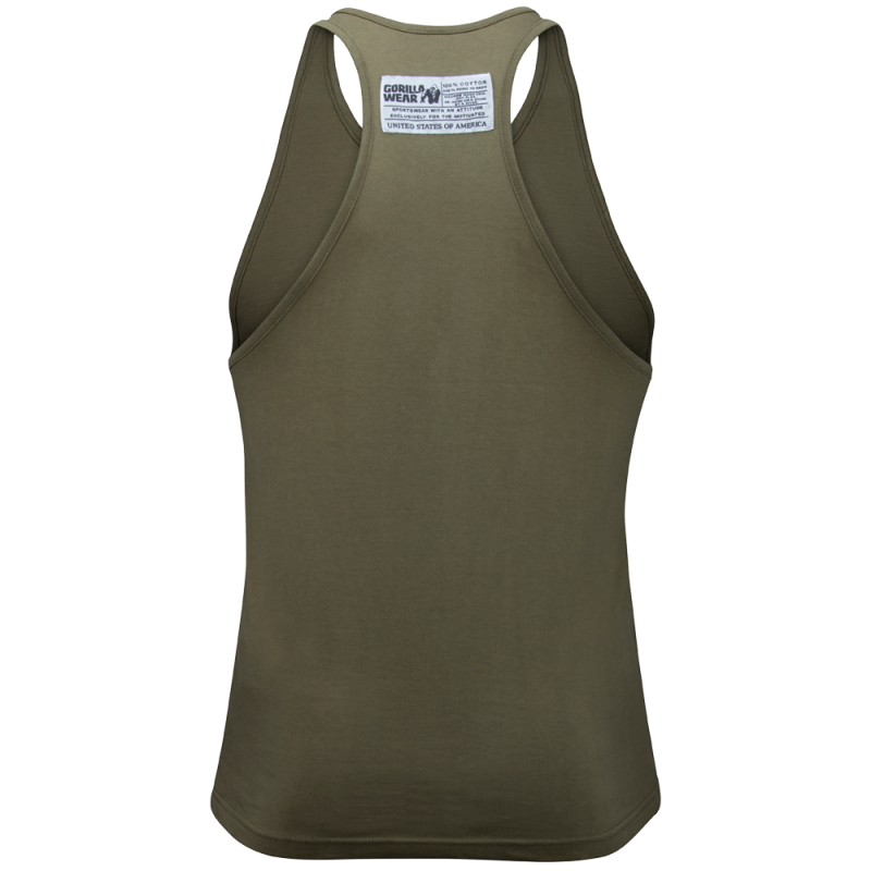 Classic Tank Top - Army Green