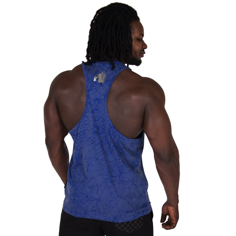 Mill Valley Tank Top - RoyalBlue