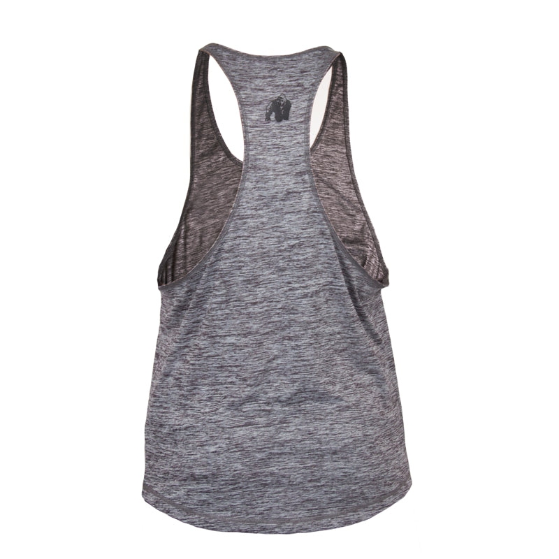 Austin Tank Top -Gray/Black