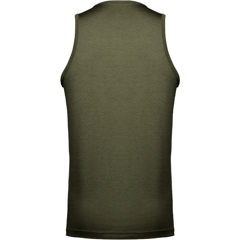MADERA TANK TOP - ARMY GREEN