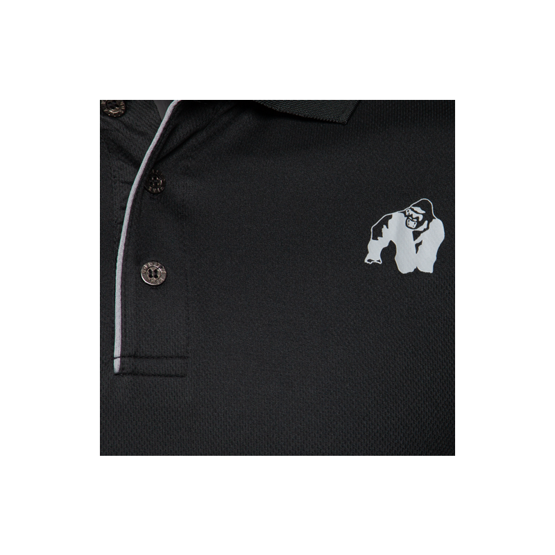 Forbes Polo - Black