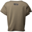 Sheldon Workout Top - Army Green