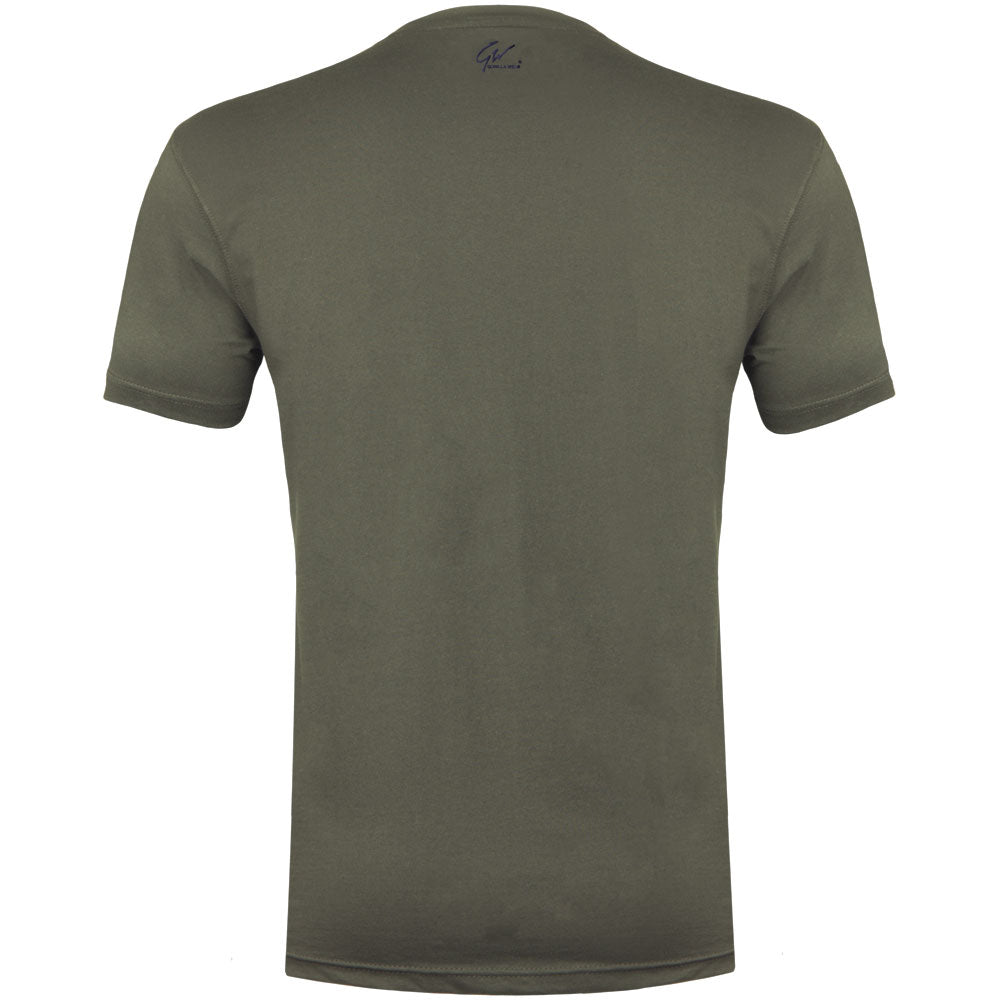 Johnson T-shirt -Army Green