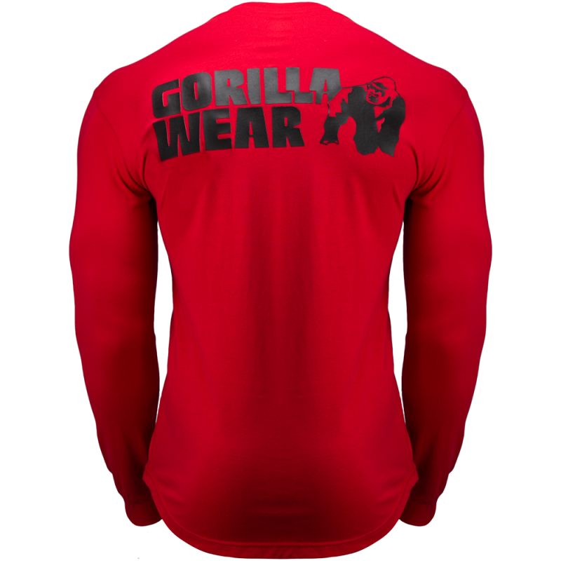 Williams Long Sleeve - Red