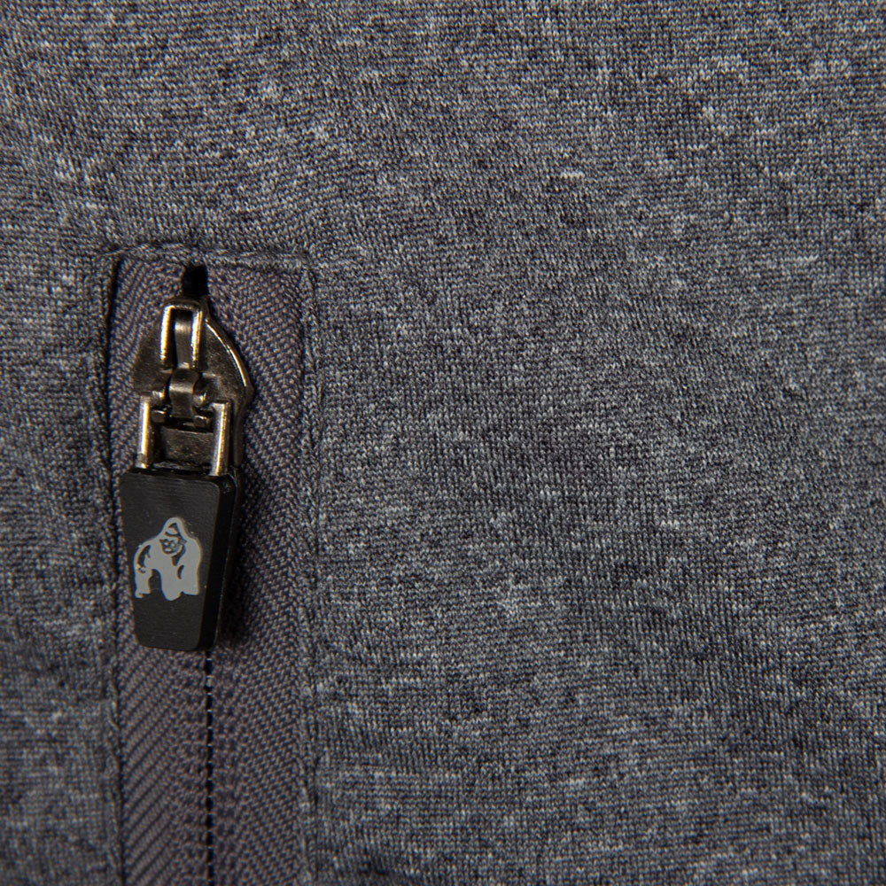 Glendo Jacket -Light Gray