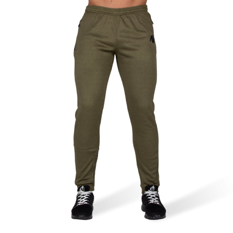 Bridgeport Jogger - Army Green