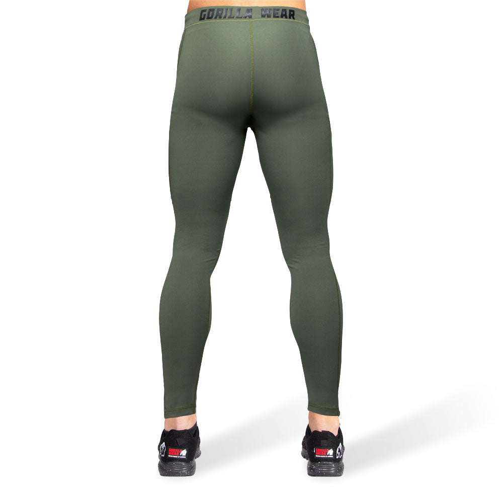 Smart Tights - Army Green