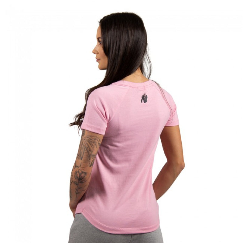 Lodi T-shirt - Light Pink
