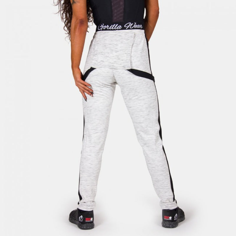 Dolores Dungarees -Gray/Black
