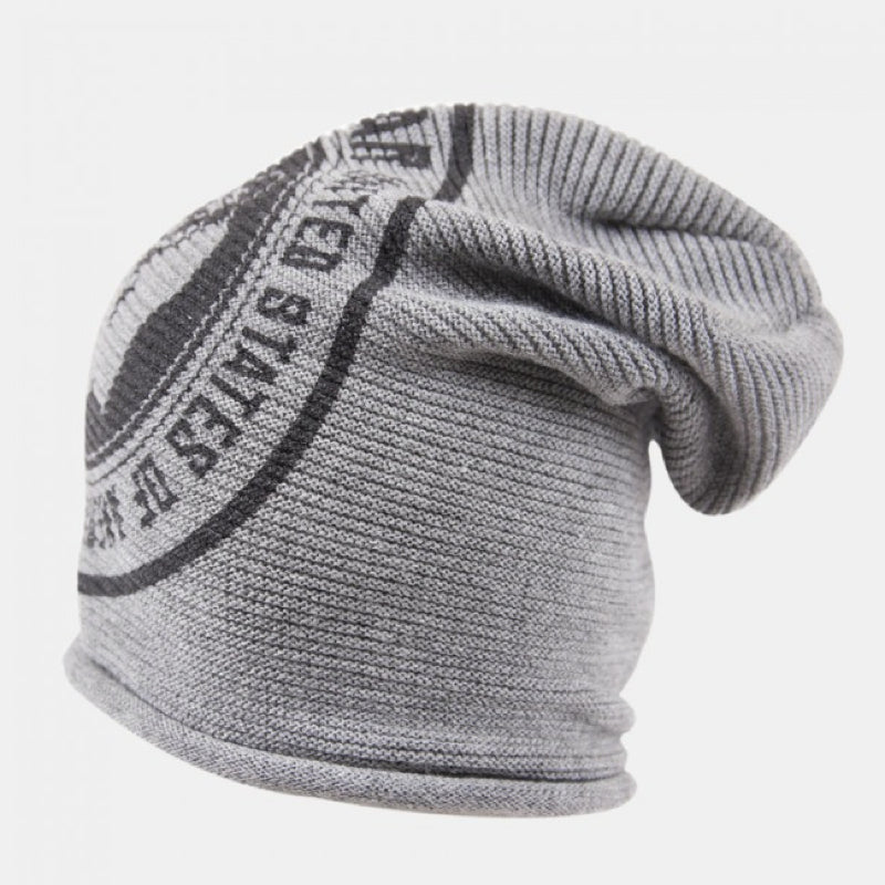Oxford Beanie - Gray